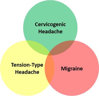 Cervicogenic Headache Tension Type Headache Migraine Chart Specialist Pain